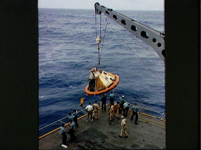 apollo 11 spacecraft names - photo #38