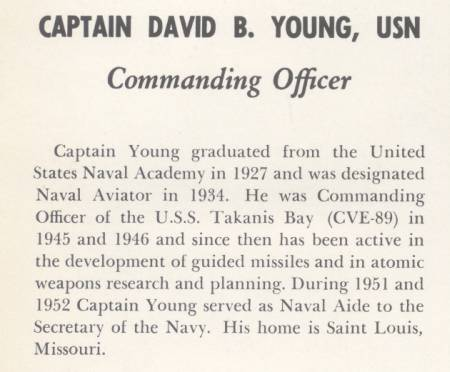 Captain David B. Young